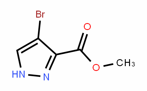 Methyl 4-broMo-1H-pyrazole-3-carboxylate