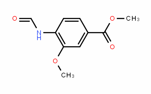 methyl 4-formamido-3-methoxybenzoate