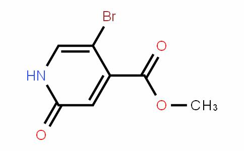 Methyl 5-broMo-2-oxo-1,2-dihydropyridine-4-carboxylate