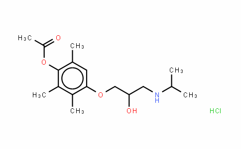 METIPRANOLOL HYDROCHLORIDE