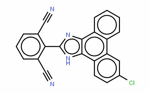 2-(9-氯-1H-菲并[9,10-D]咪唑-2-基)-1,3-苯二甲腈