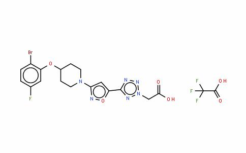 MK-8245 (Trifluoroacetate)