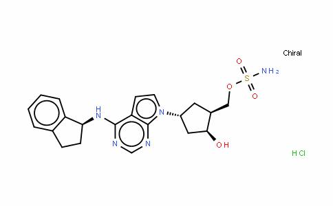 MLN4924 (hydrochloride)
