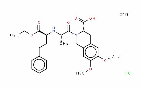 Moexipril (hydrochloride)