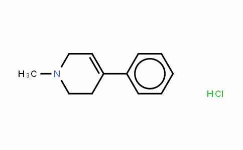 1-甲基-4-苯基-1,2,3,6-四氢吡啶盐酸盐