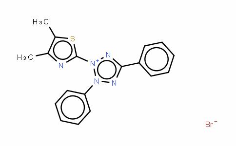 3-(4,5-二甲基-2-噻唑基)-2,5-二苯基溴化四唑