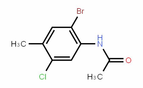 N-ACETYL 2-BROMO-5-CHLORO-4-METHYLANILINE