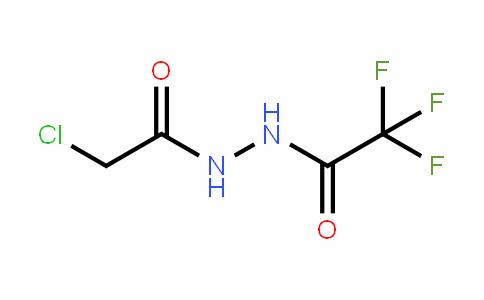 N'-(2-chloroacetyl)-2,2,2-trifluoroacetohydrazide