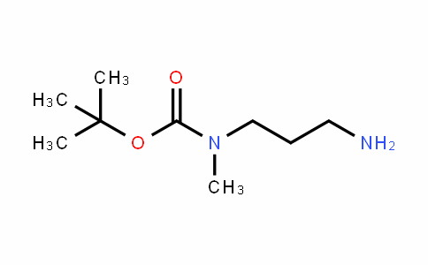 N-(3-Aminopropyl)-N-methylcarbamic acid Tert-butyl ester