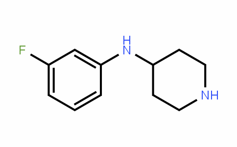 N-(3-Fluorophenyl)piperidin-4-aMine