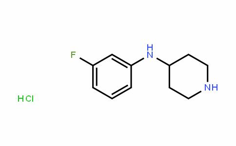 N-(3-Fluorophenyl)piperidin-4-amine (hydrochloride)