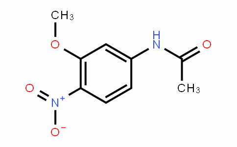 N-(3-methoxy-4-nitrophenyl)acetamide