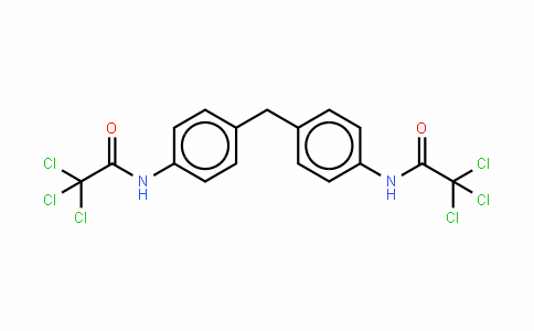 N,N'-(4,4'-methylenebis(4,1-phenylene))bis(2,2,2-trichloroacetamide)