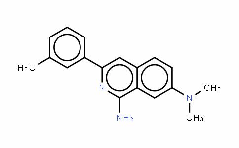 N7,N7-dimethyl-3-m-tolylisoquinoline-1,7-diamine 277.3636