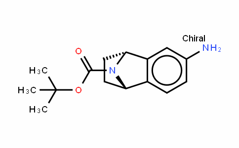 Naphthalen-1,4-iMine-9-carboxylic acid, 6-aMino-1,2,3,4-tetrahydro-, 1,1-diMethylethyl ester