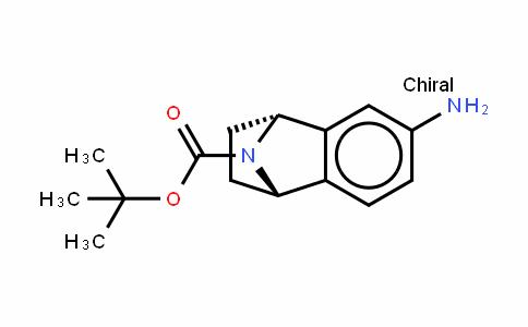 Naphthalen-1,4-imine-9-carboxylic acid, 6-amino-1,2,3,4-tetrahydro-, 1,1-dimethylethyl ester, (1S,4R)-