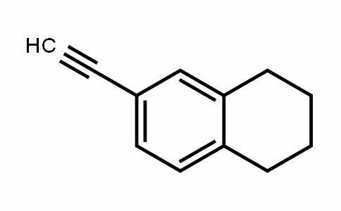 Naphthalene, 6-ethynyl-1,2,3,4-tetrahydro-