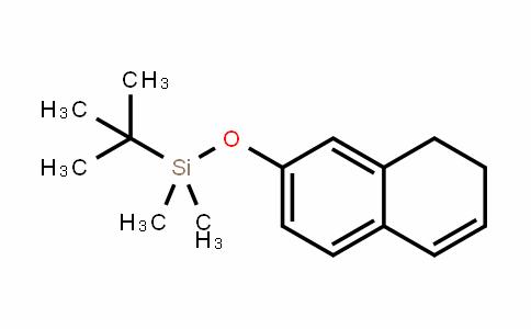 Naphthalene, 7-[[(1,1-diMethylethyl)diMethylsilyl]oxy]-1,2-dihydro-