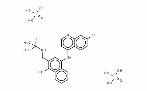 磷酸萘酚喹