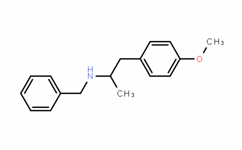 N-benzyl-1-(4-methoxyphenyl)propan-2-amine