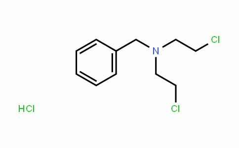 N-苄基-N,N-双(2-氯乙基)胺盐酸盐