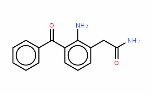 2-氨基-3-苯甲酰基苯乙酰胺