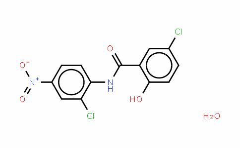 5-氯-N-(2-氯-4-硝基苯基)-2-羟基苯甲酰胺一水合物