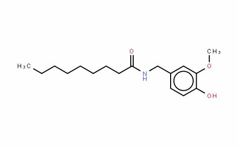 N-壬酸香草酰胺[=辣椒素(合成)]
