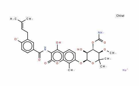 Novobiocin (Sodium)