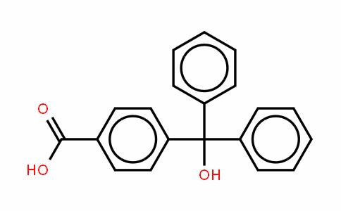 4-(二苯基羟甲基)苯甲酸