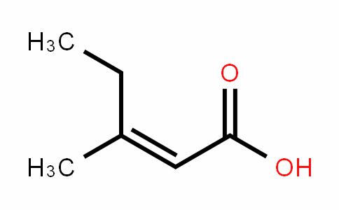 3-甲基-2-戊烯酸