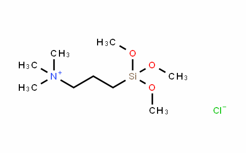 NtriMethoxysilylpropyln,n,ntriMethylaMMoniuMchloride50% in Methanol