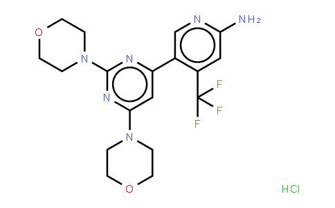NVP-BKM120 (Hydrochloride)