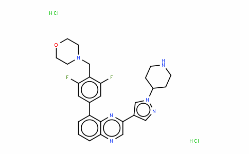 NVP-BSK805 (dihydrochloride)
