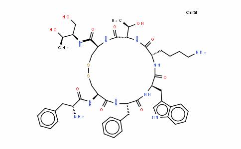Octreotide (acetate)
