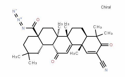 Oleana-1,9(11)-dien-28-oyl azide, 2-cyano-3,12-dioxo-