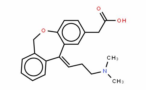Olopatadine (hydrochloride)