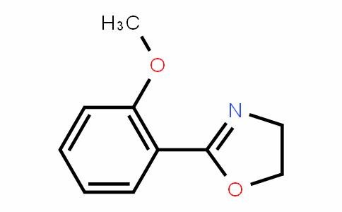 Oxazole, 4,5-dihydro-2-(2-methoxyphenyl)-
