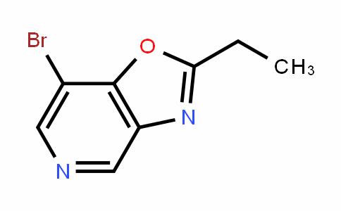 7-BROMO-2-ETHYL-OXAZOLO[4,5-C]PYRIDINE