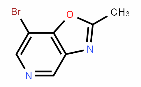 Oxazolo[4,5-c]pyridine, 7-broMo-2-Methyl-