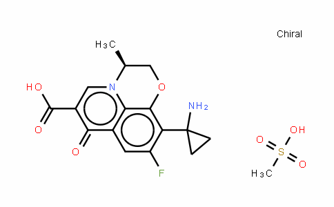Pazufloxacin Mesilate