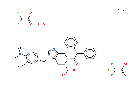 PD 123319 (ditrifluoroacetate)