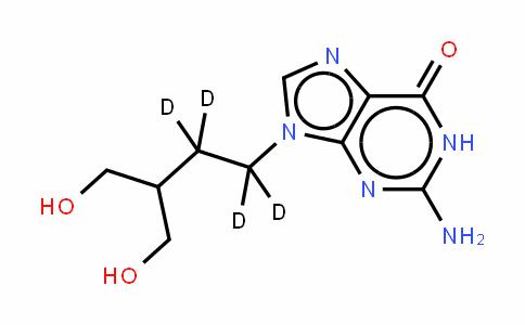 9-[4-羟基-3-(羟甲基)-丁基]-鸟嘌呤