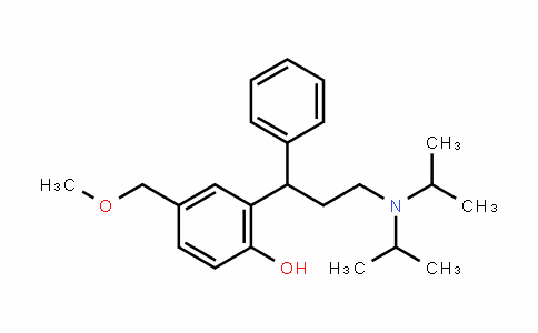 Phenol, 2-[3-[bis(1-methylethyl)amino]-1-phenylpropyl]-4-(methoxymethyl)-