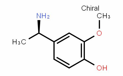 Phenol, 4-(1-aMinoethyl)-2-Methoxy-, (R)- (9CI)