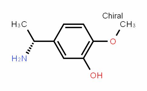 Phenol, 5-(1-aMinoethyl)-2-Methoxy-, (R)- (9CI)