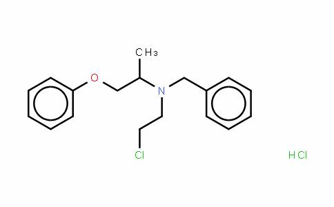 Phenoxybenzamine (hydrochloride)