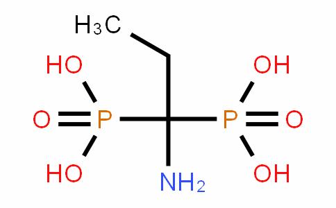 Phosphonic acid, P,P'-(1-aminopropylidene)bis-