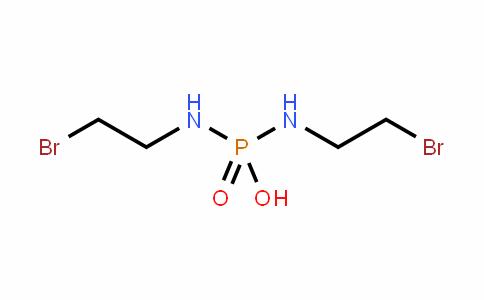 Phosphorodiamidic acid, N,N'-bis(2-bromoethyl)-