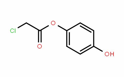 p-Hydroxyphenyl chloroacetate